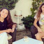 Esila Biltekin ve Kuzeni