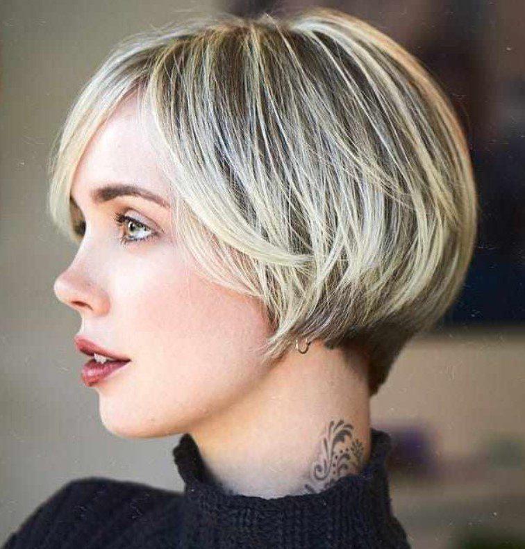 Farklı Kısa Saç Modelleri