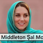 Kate Middleton Şal ile