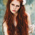 Açık Renk Aşk Alevi Saç