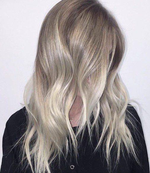 Dilaver Avşar Saç Rengi