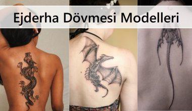 Ejderha Dövmesi Modelleri