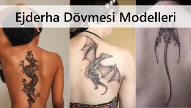 Ejderha Dövmesi Modelleri a