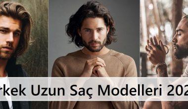 Erkek Uzun Saç Modelleri 2021