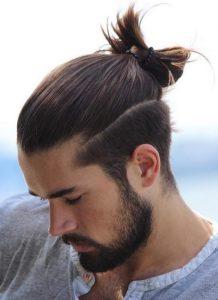 Erkek Uzun Saç Stili
