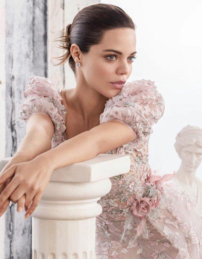 Hilal Altınbilek Elbise Modeli