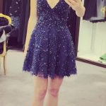 Hilal Altınbilek Elbise Stili