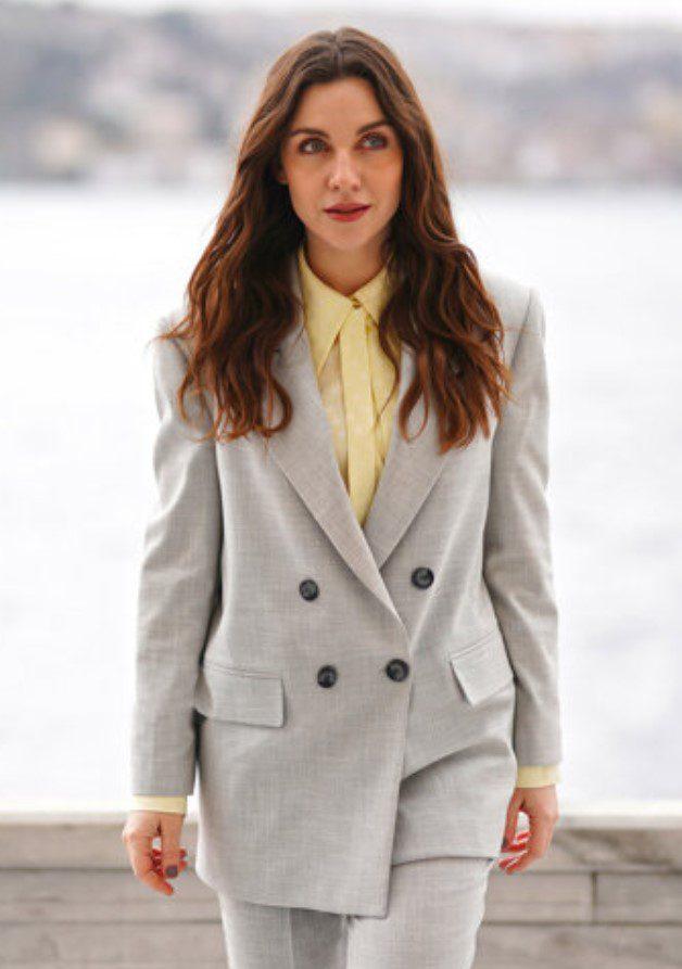 Kadın Takım Elbise Blazer Ceket