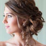 Kır Düğünü Saç Stili