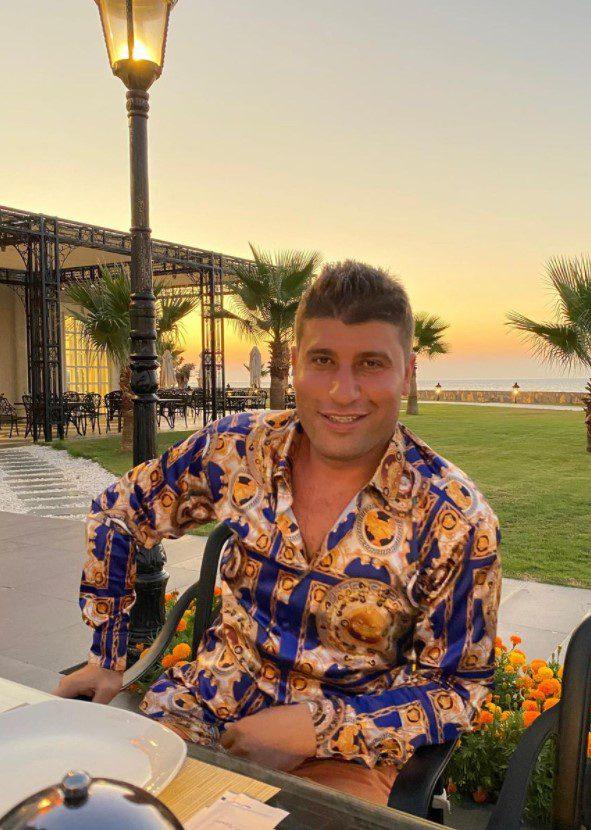 Osman Yavuz Versace Kombin