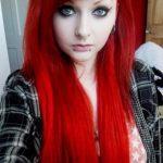 Uzun Açık Saç Rengi