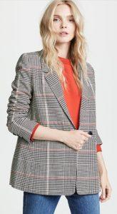 Uzun Blazer Ceket