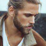 Uzun Erkek Saçı Sakal Modeli