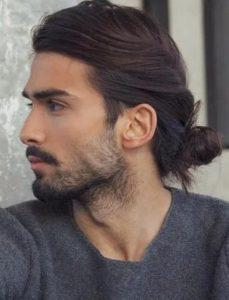 Uzun Saça Ne Tür Sakal Gider