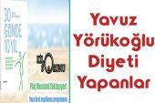 Yavuz Yörükoğlu Diyeti | 30 Günde 7 Kilo