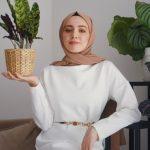 Aslı Afşaroğlu Beyaz Elbise Modeli