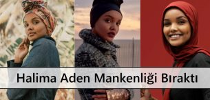 Halima Aden Mankenliği Bıraktı