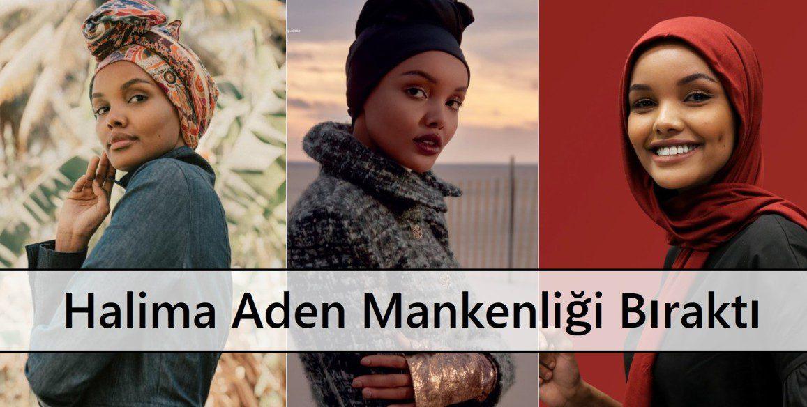 Halima Aden Mankenli a