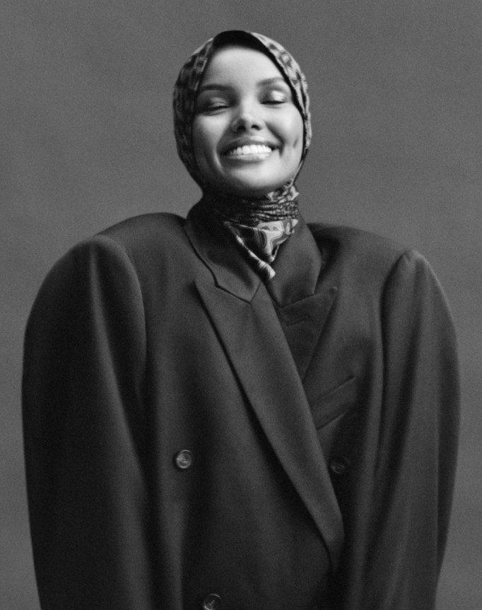 Mankenliği Bırakan Halima Aden