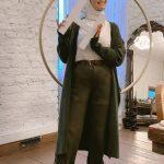 Rimel Aşkına Hilal Çizme Pantolon Kombini