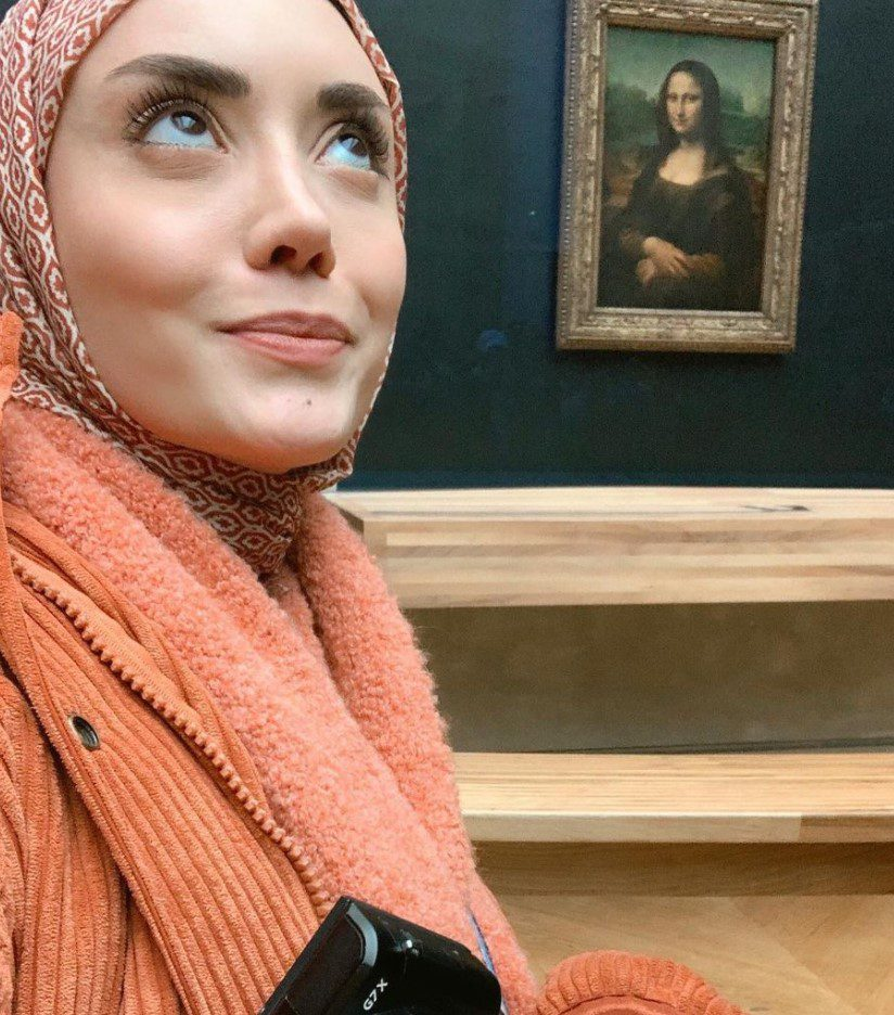 Rimel Aşkına Hilal Stella Kazak Kombini