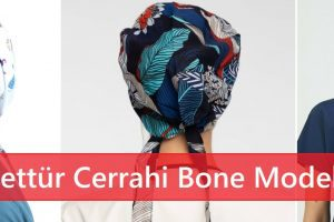 Tesettür Cerrahi Bone Modelleri