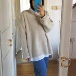 Uzun Kazak Pantolon Kombin