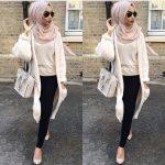 tesettürlü sokak modası