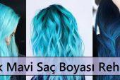 Açık Mavi Saç Boyası Rehberi
