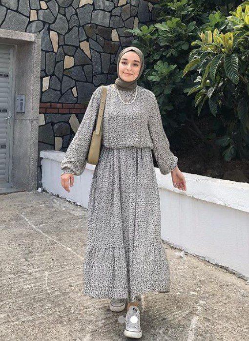 Ceyda Öztürk Vintage Elbise
