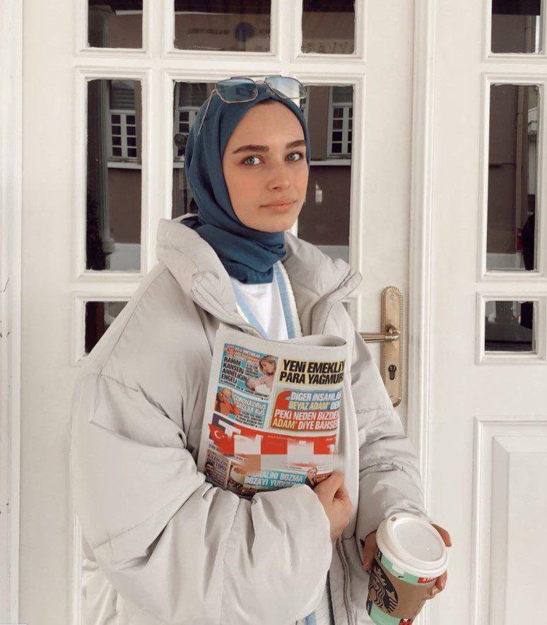 Elif Sezer Mont Kombini