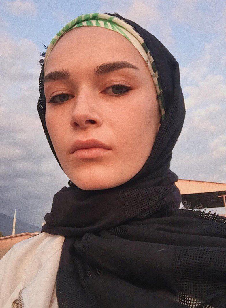 Elif Sezer Şal Bağlama