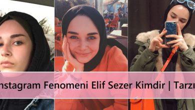 Instagram Fenomeni Elif Sezer Kimdir Tarzı ve Kombinleri