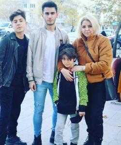 Kuzey Yanık ailesi