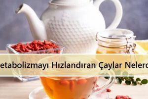 Metabolizmayı Hızlandıran Çaylar Nelerdir