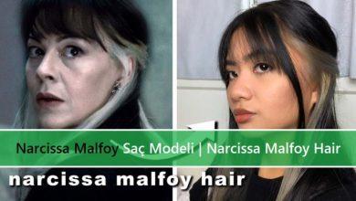 Narcissa Malfoy Saçı Modeli a