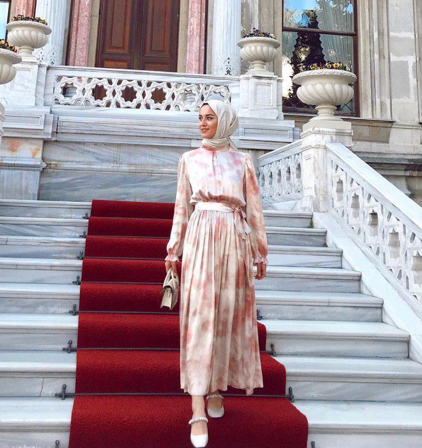 Tesettür Mezuniyet Elbisesi Önerisi