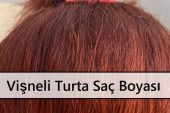 Vişneli Turta Saç Boyası