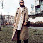 Zeynep Yalçınkaya Uzun Tunik Pardesü