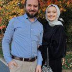 Zeynep Yalçınkaya ve eşi