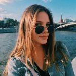 Alina Boz Düz Saç Stili