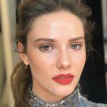 Alina Boz Makyaj Modeli