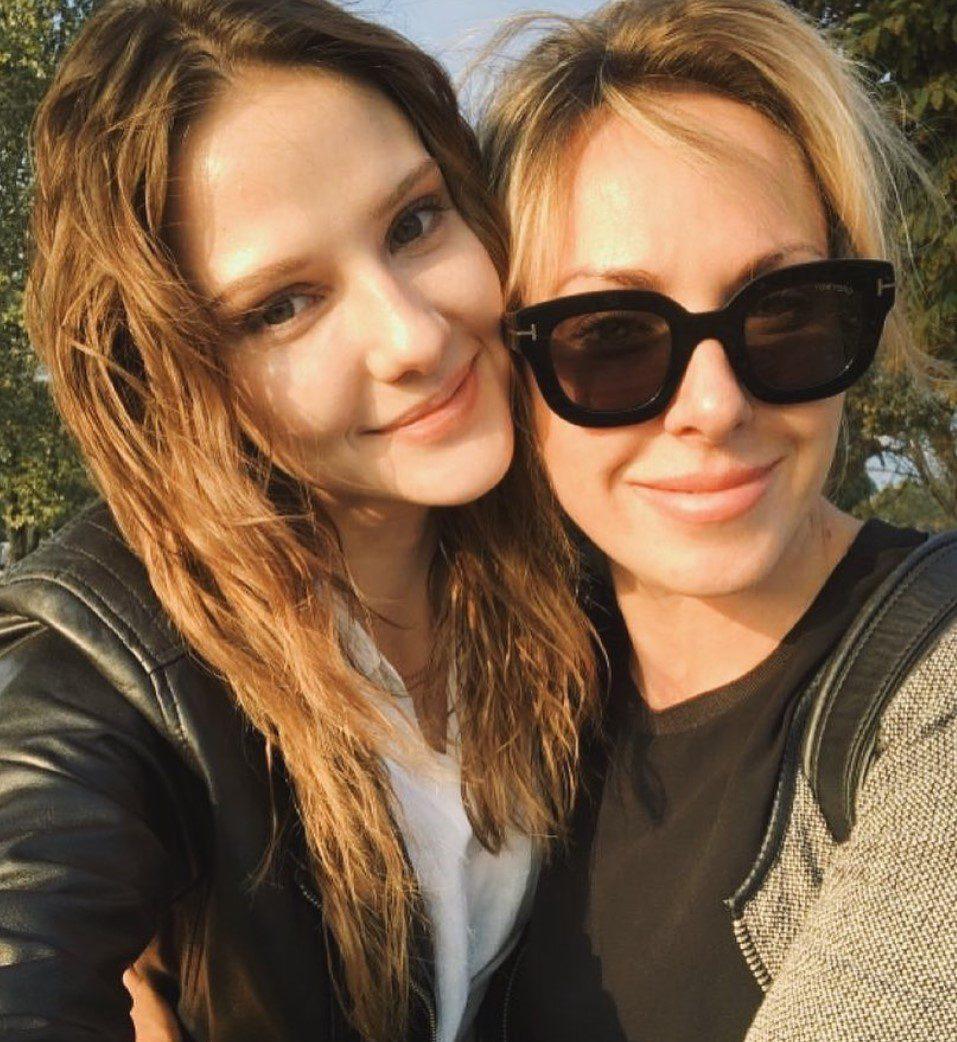 Alina Boz ve Kardeşi Olga Boz