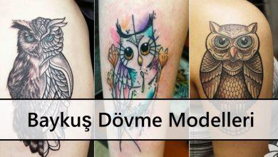 Baykuş Dövme Modelleri a