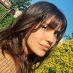 Biran Damla Yılmaz Kahkülü Saç Modeli
