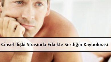 Cinsel İlişki Sırasında Erkekte Sertliğin Kaybolması