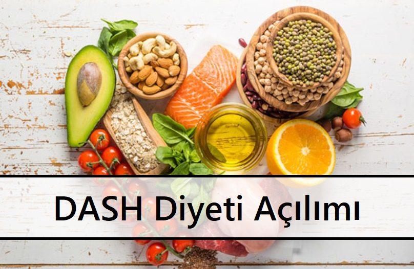 DASH Diyeti Açılımı