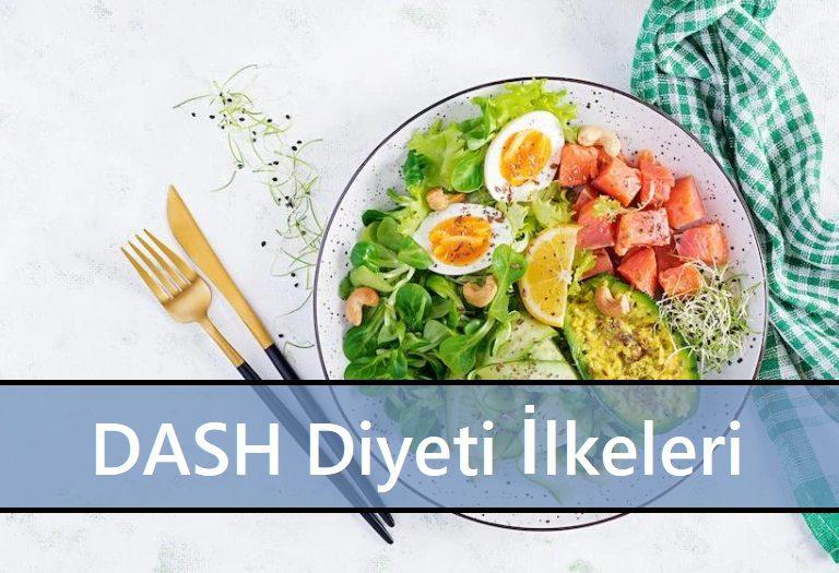 DASH Diyeti İlkeleri