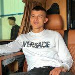 Emrullah Sürmeli Versace Uzun Kollu