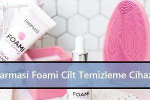 Farmasi Foami Cilt Temizleme Cihazı